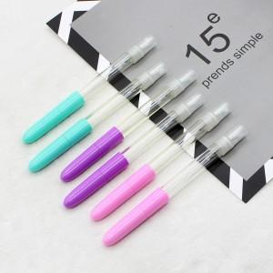 2020 New Model 5ml Alcohol Sanitizer Pen with Hand Sanitizer Spraying Ballpoint Pen